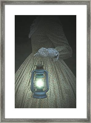 The Light Framed Print by Joana Kruse