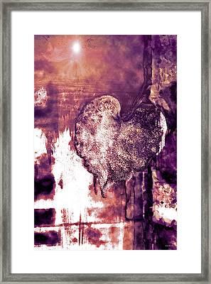 The Light Within Framed Print by Linda Sannuti