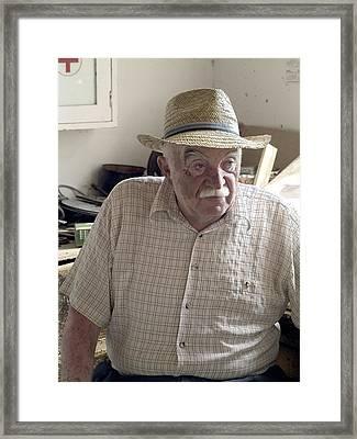 The Miller Framed Print by Odon Czintos