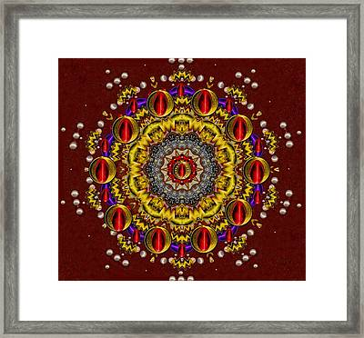 The Most Beautiful Framed Print by Pepita Selles