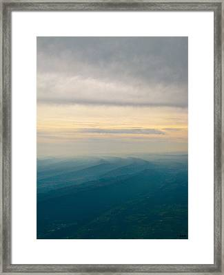 The Natural Movement  Framed Print by Debra     Vatalaro