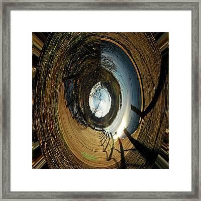 The Other Side Framed Print by LeeAnn McLaneGoetz McLaneGoetzStudioLLCcom