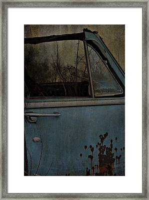 The Passenger  Framed Print by Jerry Cordeiro