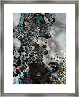 The Pearl Framed Print by The Art Of JudiLynn