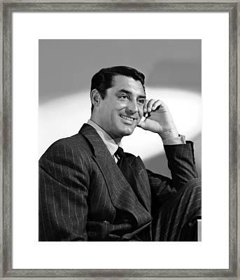 The Philadelphia Story, Cary Grant, 1940 Framed Print by Everett