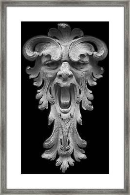 The Scream Framed Print by Christine Till