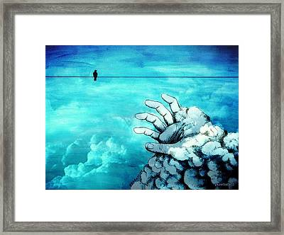 The Time Reveals Surprises Framed Print by Paulo Zerbato