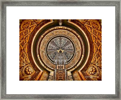 The Turbine - Archifou 63 Framed Print by Aimelle