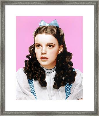 The Wizard Of Oz, Judy Garland, 1939 Framed Print by Everett