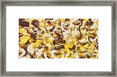 The Yellow Paintings Framed Print by Odon Czintos