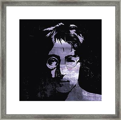 Thinking About Love  Framed Print by Steve K