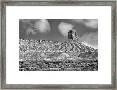 This Is Colorado No. 4 - Mancos Canyon Framed Print by Paul W Sharpe Aka Wizard of Wonders