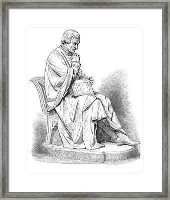 Thomas Graham (1805-1869) Framed Print by Granger