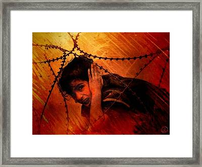 Those We Should Protect Framed Print by Gun Legler