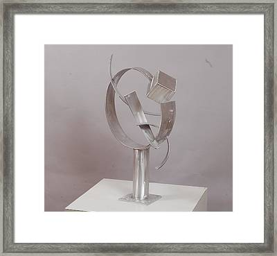 Thought Of Escape Framed Print by Mac Worthington