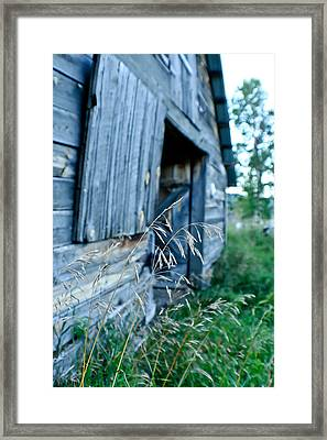 Time Stands Still Framed Print by Kristyl Boies