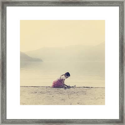 Time To Be Framed Print by Joana Kruse