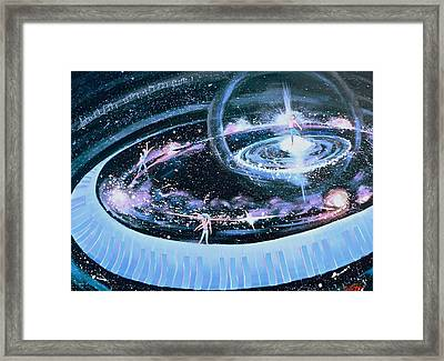 Timeless Flight Framed Print by Tammy Watt