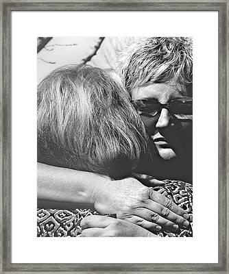 To Love Framed Print by Steven Milner