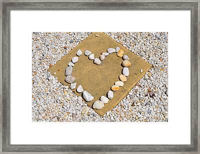 To Rebecca Framed Print by Joanne Kocwin
