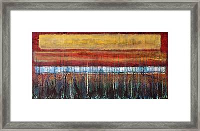 Tophet Framed Print by Jonathan E Raddatz