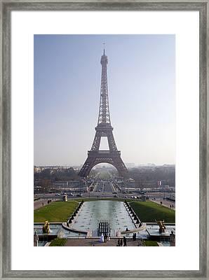 Tour Eiffel Framed Print by Rod Jones