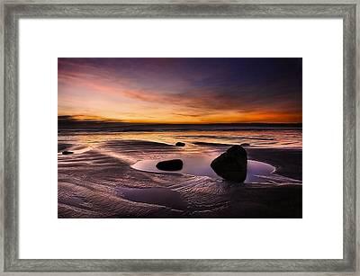 Tranquil Morning Framed Print by Svetlana Sewell