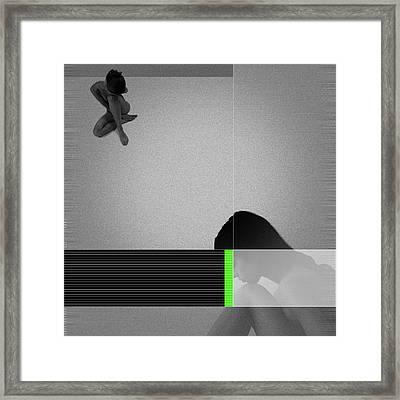 Tranquil Framed Print by Naxart Studio