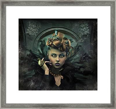 Transform Framed Print by Julie King