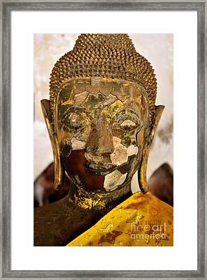 Transiency Iv Framed Print by Dean Harte