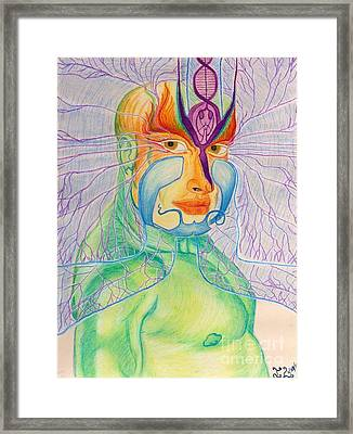 Transparency  Framed Print by Isaac Lopez