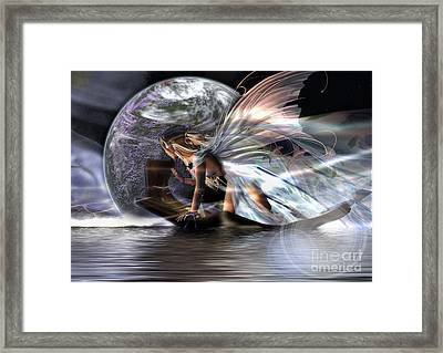 Travels Framed Print by Georgina Hannay