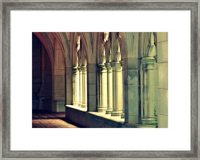 Trinity Framed Print by Marysue Ryan