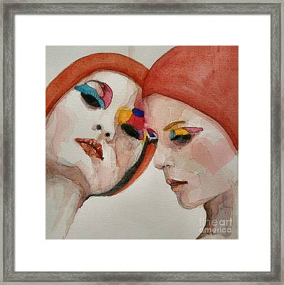 True Colors Framed Print by Paul Lovering