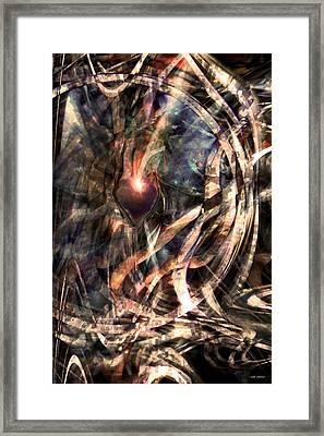 True Love Framed Print by Linda Sannuti