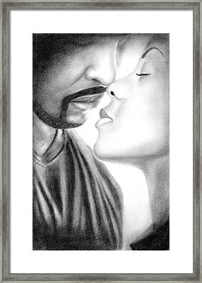 True Love Framed Print by Timothy Gaddy