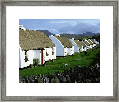 Tullycross, Co Galway, Ireland Holiday Framed Print by The Irish Image Collection