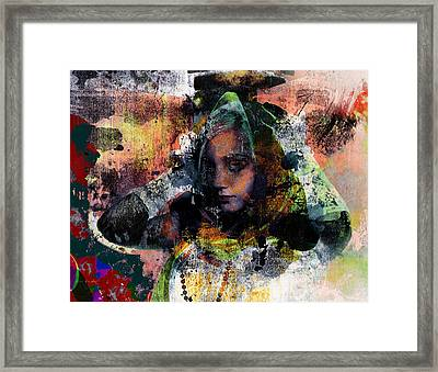Tungsten Framed Print by Adam Kissel