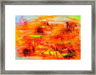 Tuscan Sun..... Framed Print by Tanya Tanski