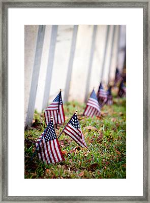Ultimate Giving Framed Print by Melissa  Wilson
