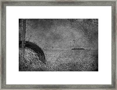 Unfinished Captivity  Framed Print by JC Photography and Art