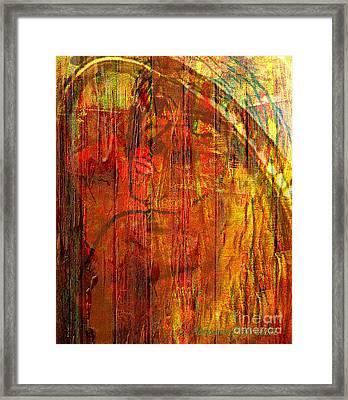 Unmixed Faith Framed Print by Fania Simon