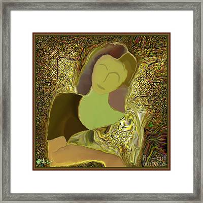 Untitled 185 Framed Print by Nedunseralathan R