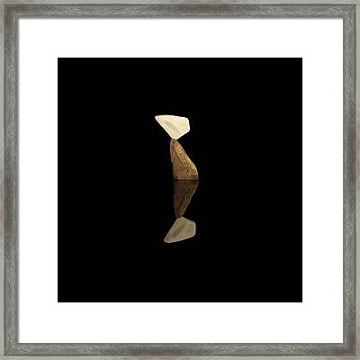 Untitled Framed Print by Arlyn Petrie
