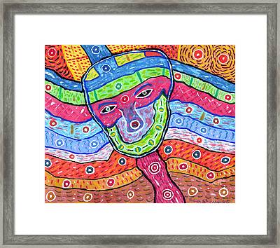 Untitled Framed Print by Carl Deaville
