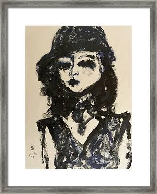 Untitled Framed Print by Preston -