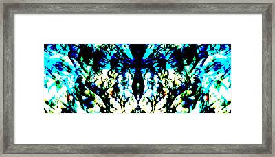 Untitled1 Framed Print by Danny Lally