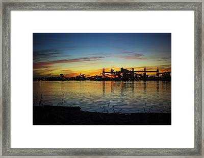 Uptown New Orleans Framed Print by Ray Devlin