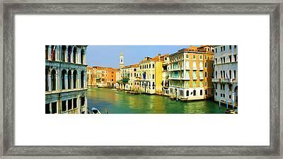 Venice Framed Print by Photography Art