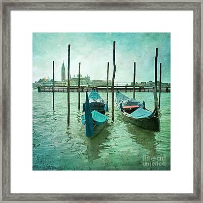 Venice Framed Print by Paul Grand